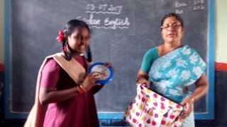 Spoken English (based on activity)