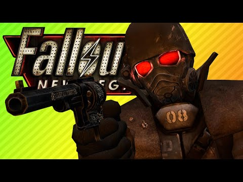 UNSTOPPABLE MORON MAKES NUCLEAR WASTELAND NOTICEABLY WORSE | Fallout: New Vegas