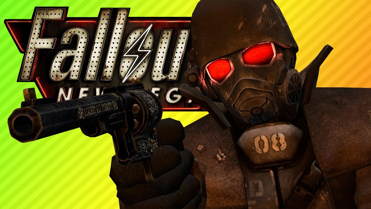Download UNSTOPPABLE MORON MAKES NUCLEAR WASTELAND NOTICEABLY WORSE   Fallout: New Vegas