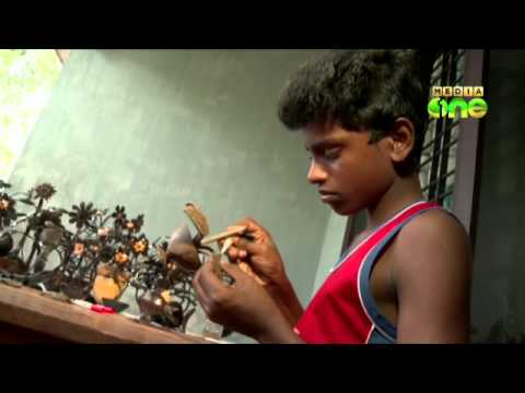 Crafting wonders out of coconut shells