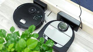 ✅VnReview - So sánh robot hút bụi chuyên dụng của hãng Neato và Ecovacs: Đi tìm thiết kế tối ưu
