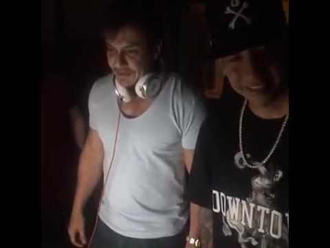 Daddy Yankee con Beto Perez en el studio king Daddy II....!!!!!!!!