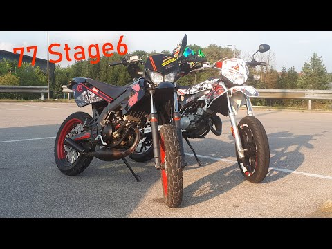 77ccm Stage6 Tuningstory // Part I // German