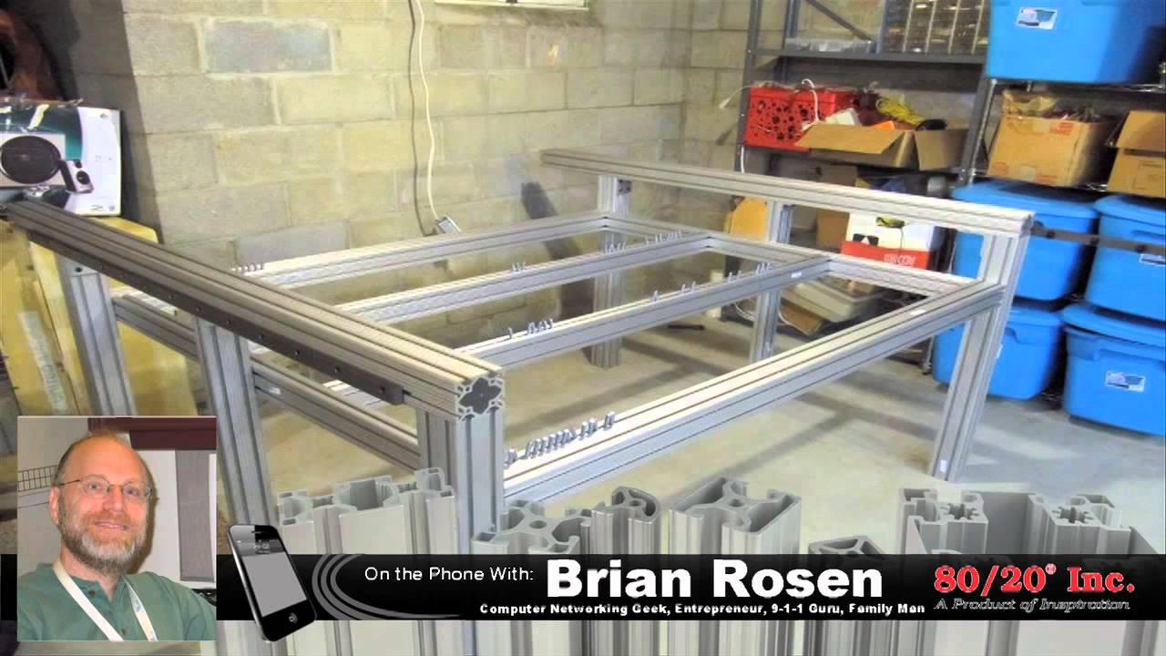 80 20 Inc Testimonial With Brian Rosen Youtube