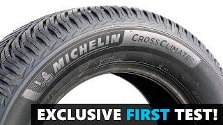 Michelin CrossClimate 2 vs Michelin CrossClimate+ - EXCLUSIVE First Test!