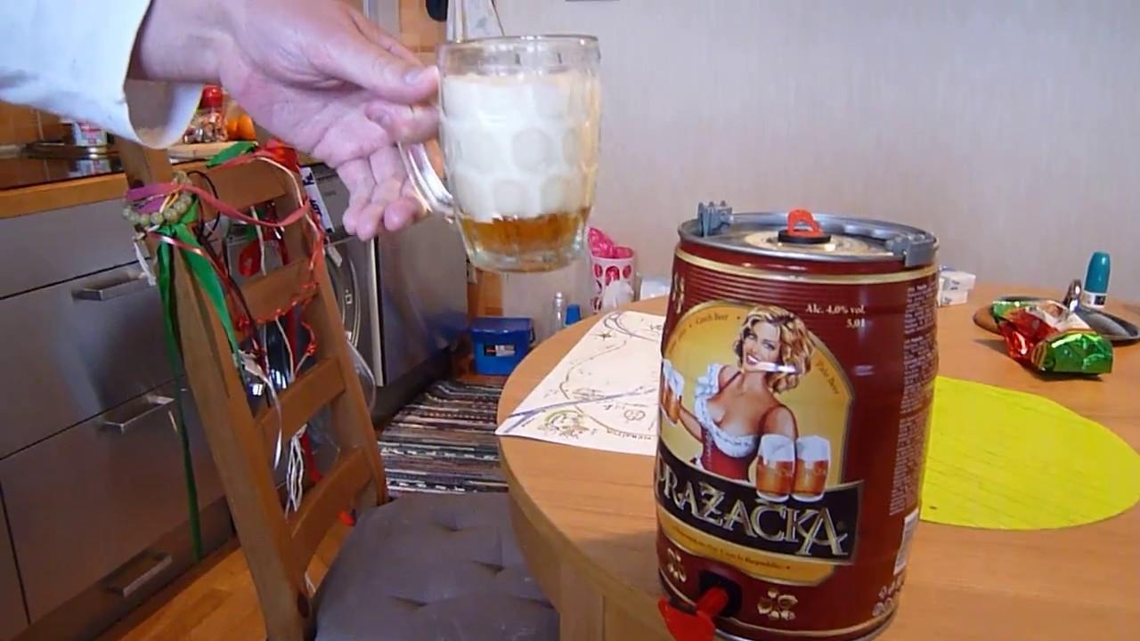Дубовый бочонок для приготовления домашнего виски. Подготовка и .