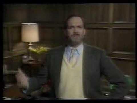 John Cleese SDP/Liberal Alliance political broadcast 1987