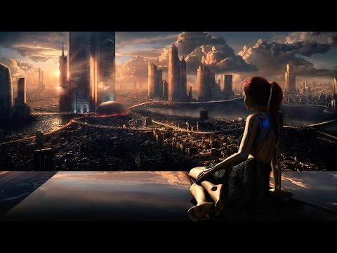 ECHO.1ST 🔊 Silent Thriller Ambient | 'A Bitch Fell in War' Sounds White Noise, Cyberpunk ASMR