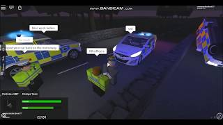 ROBLOX Eastbrook - Great Police Chase