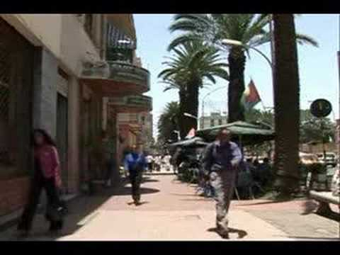 Eritrea - The Beautiful City of Asmara