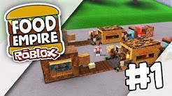 Food Empire #1 - MAKING SO MUCH DOUGH (Roblox Food Empire)