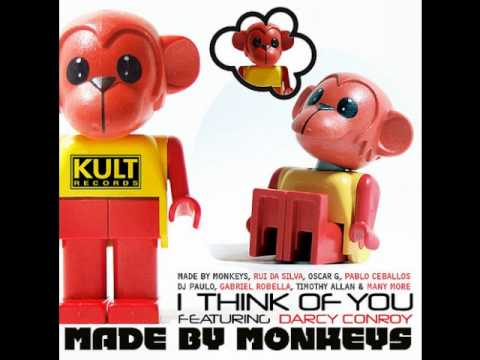 Made By Monkeys Feat Darcy Conroy - I Think of You (Rui Da Silva Remix)