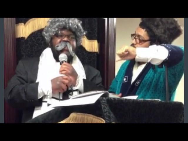 Elroy Leroy & the Puyalluper Rebbe Purim 2013