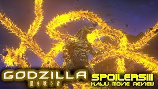 Godzilla: The Planet Eater (2018) - Spoilers Netflix Anime Part 3 Kaiju Movie Review