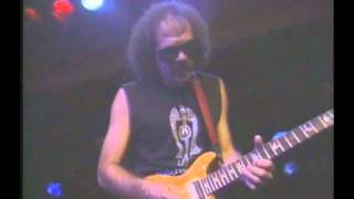 Carlos Santana - Goodness & Mercy - Latino Session 1989