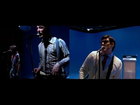 Weezer - Undone And Africa Videos Side-By-Side Comparison
