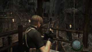 Resident Evil 4 - Chapter 2-1 02 Waterfall