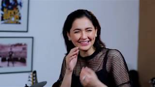 Hania Aamir funny interview with Voice Over man - TEASER