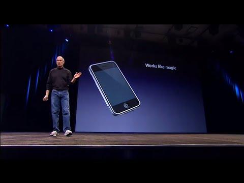 Apple Keynote 2007 Complete - iPhone