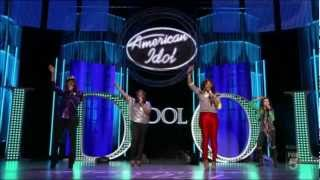American Idol 2013 (season 12) - Hollywood Group - Melinda Ademi