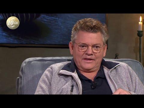 Dan Ekborg: Mamma lrde mig att jag var dum i huvudet och inte kunde ngot - Malou Efter tio (TV4)