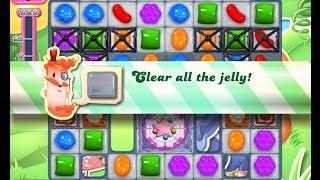 Candy Crush Saga Level 815 walkthrough (no boosters)