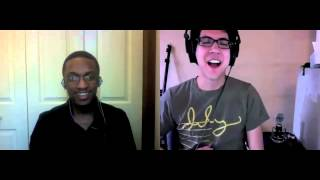 Skype Singing Lessons: A Sample Online Singing Lesson - Releasing Throat Tension | Part 1 of 3
