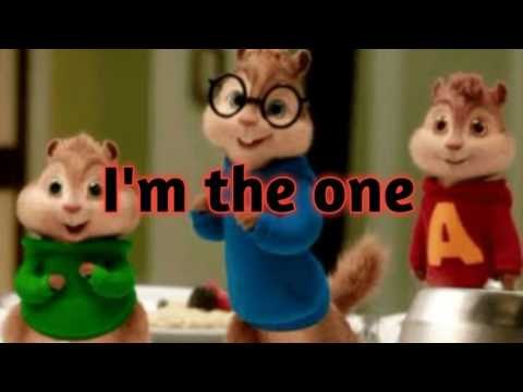 DJ khaled-I'm the one Chipmunk