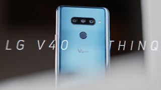 LG V40 ThinQ Review: Undeveloped Innovation