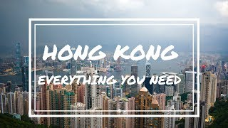 HONG KONG TRAVEL - EXPERIENCE HONG KONG THE RIGHT WAY!