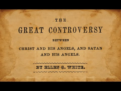 28_Facing Lifes Record - Great Controversy (1911) Ellen G. White