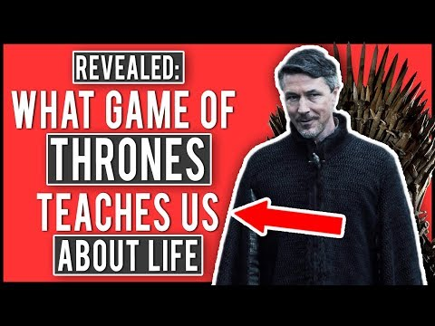 What Game Of Thrones Teaches Us About Real Life - Season 8 Episode 6 Finale Thoughts - 동영상