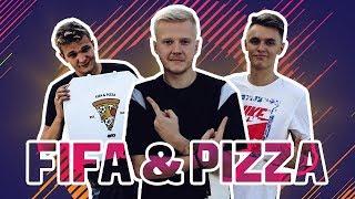 B.R.O VS MALCZYŃSCY | FIFA & PIZZA vol.1