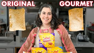 Download Pastry Chef Attempts to Make Gourmet Pizza Rolls   Bon Appétit Mp3 and Videos