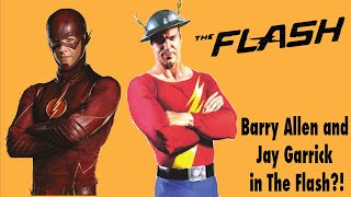 jay garrick on the flash no more arrow and new supergirl trailer