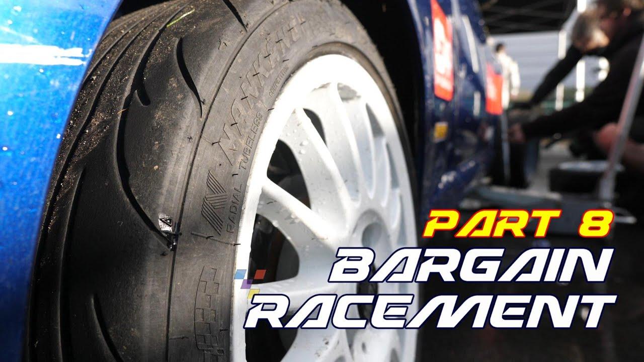 Part 8 - Building an £850 hatchback into a competitive race car.