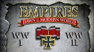 Стратежим в Empires Dawn of the Modern World. Стрим 2