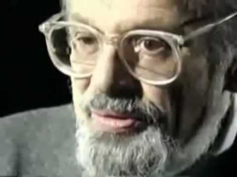 Allen Ginsberg interview fragment