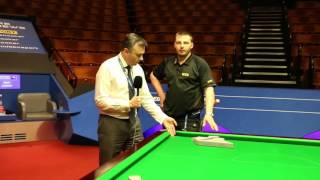 Snooker Table -