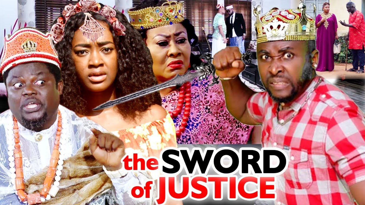 Download THE SWORD OF JUSTICE FULL MOVIE (Onny Micheal/Luchy Donald) 2020 Latest Nigerian Nollywood Movie