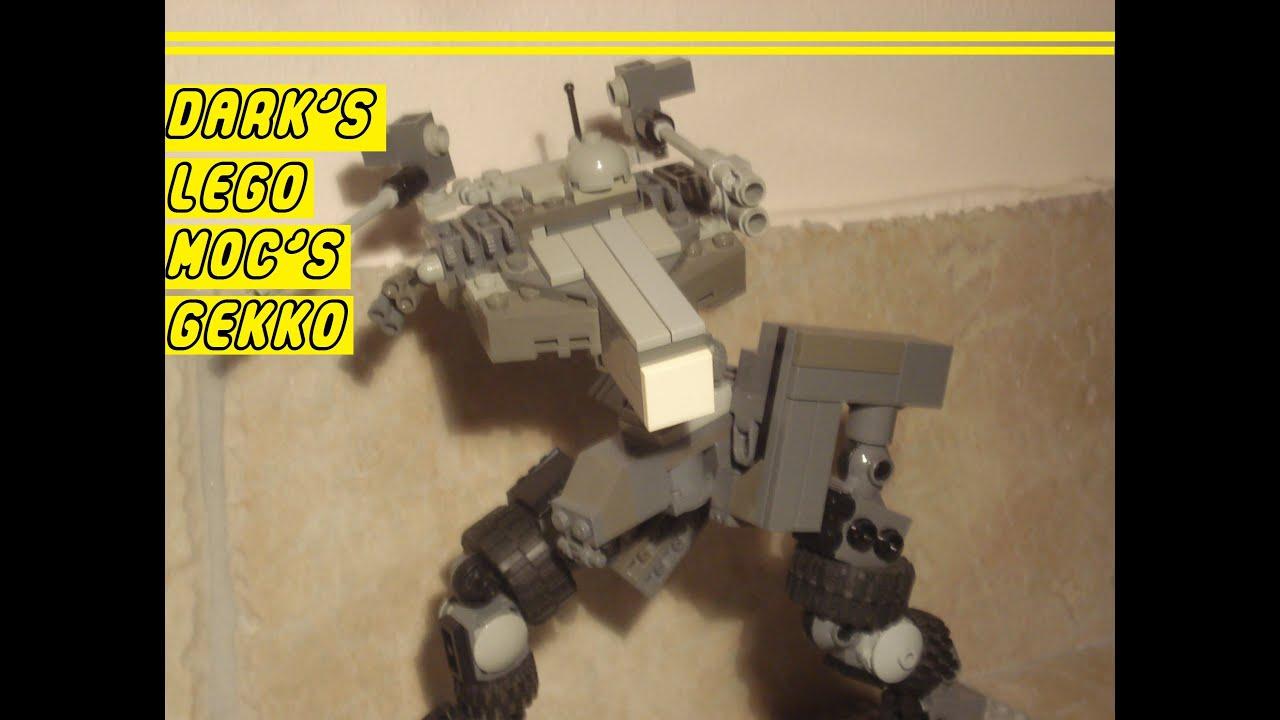 Zsonglor robot 5 labdaval 163 - Dark S Lego Moc S Gekko