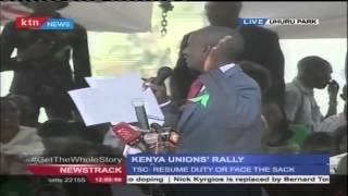 Kenya Unions
