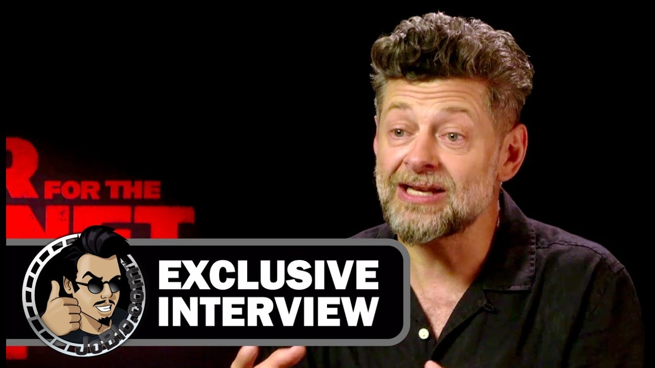 Download Andy Serkis Exclusive Interview for WAR FOR THE PLANET OF THE APES (2017)