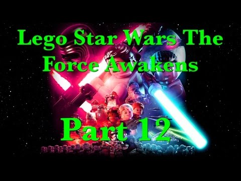 LEGO STAR WARS THE FORCE AWAKENS PART 12  
