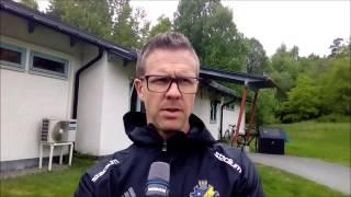 Matchdax-TV: Rikard Norling om första dagarna i AIK