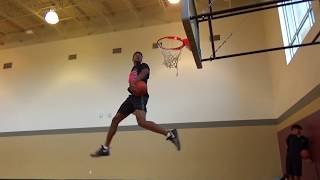 Dunk Session 79 :: 45 Inch Max Jumps Video