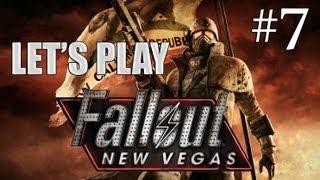 Fallout New Vegas ep7 - Deputy Weiner Dog
