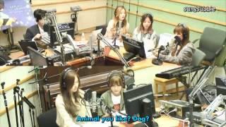 [ENG SUB]Apink Chorong calling BTOB Changsub thumbnail