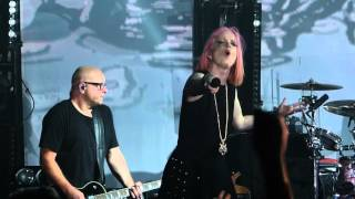 Garbage When I Grow Up Live Manchester Academy 13 11 15