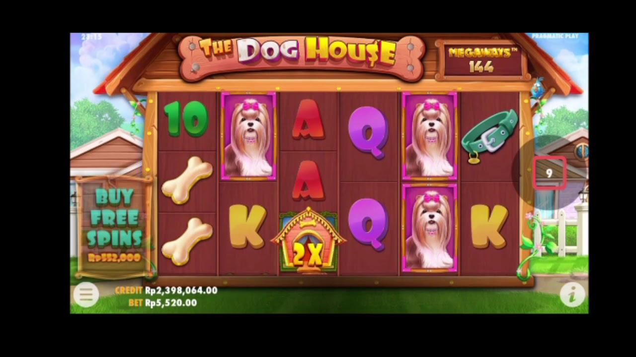 Main Dog House Menang 2x Lipat Bosque Slot Online Pragmatic Plays Judi Online Youtube